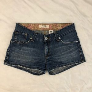 Levi's 504 Slouch Shorts